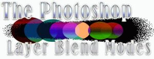 The Photoshop Layer Blend Modes