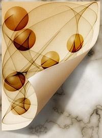 A Paper Curl Effect