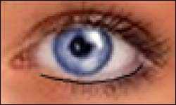 Adding Eyeliner