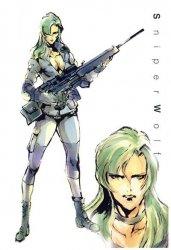 Yoji Shinkawa Sniper Wolf 3.jpg